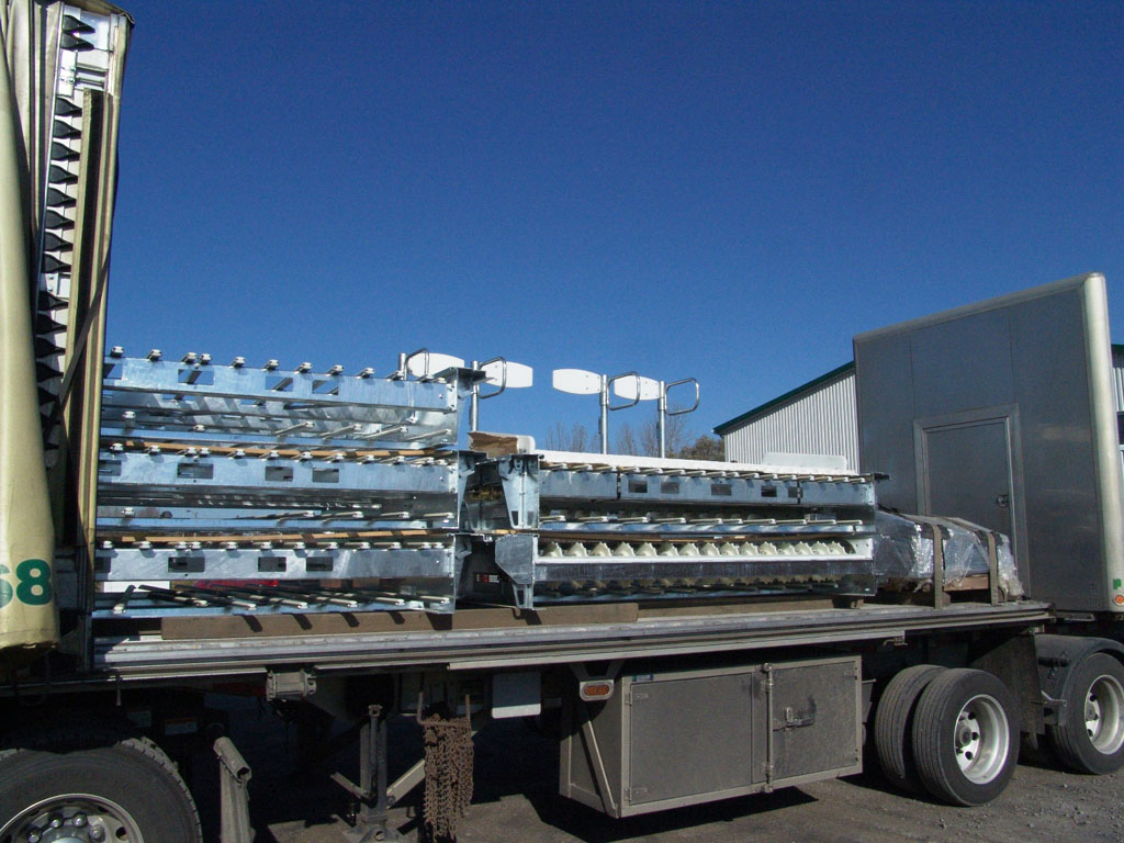 Loading Conveyor Ski